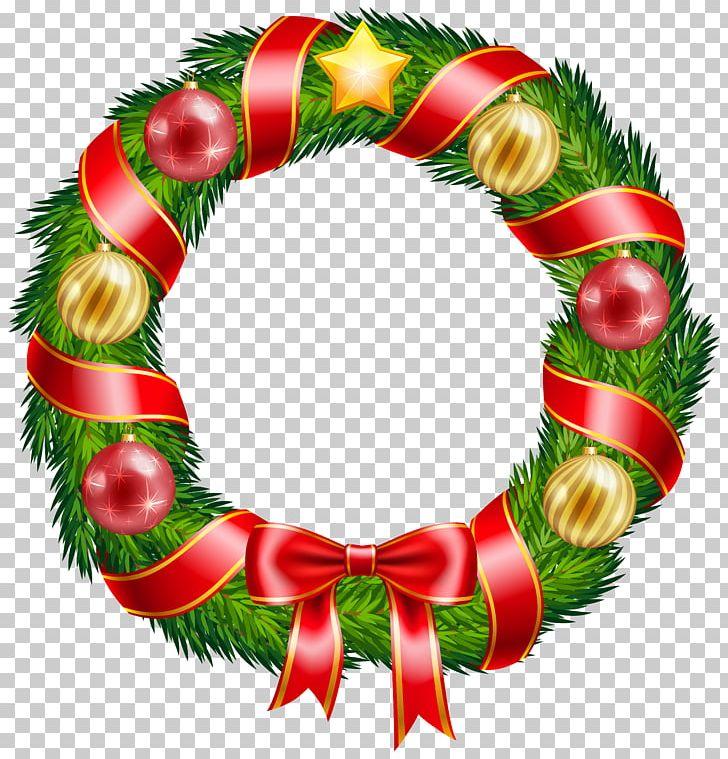 Christmas Wreath Clipart.Christmas Decoration Wreath Png Clipart Christmas