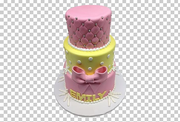 New York City Birthday Cake Bakery Frosting Icing Layer PNG Clipart