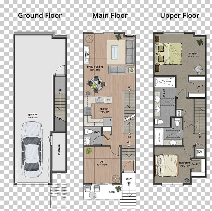 Floor Plan Apartment Townhouse PNG