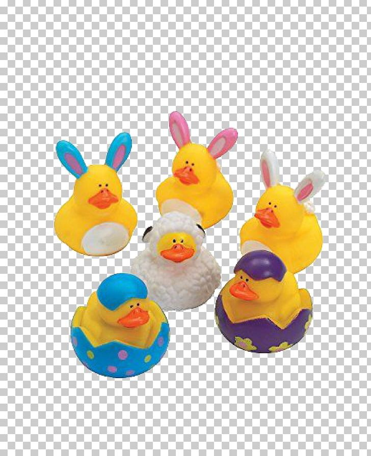 Rubber Duck Natural Rubber Easter Toy PNG, Clipart,  Free PNG Download