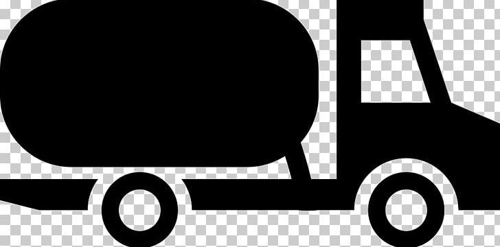 Tank Truck Computer Icons Car Pickup Truck PNG, Clipart, Automotive Design, Black, Black And White, Brand, Car Free PNG Download