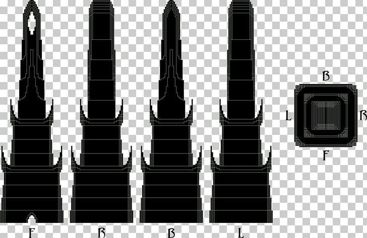 Minecraft Barad-dûr Schematic Diagram 索伦之眼 PNG, Clipart