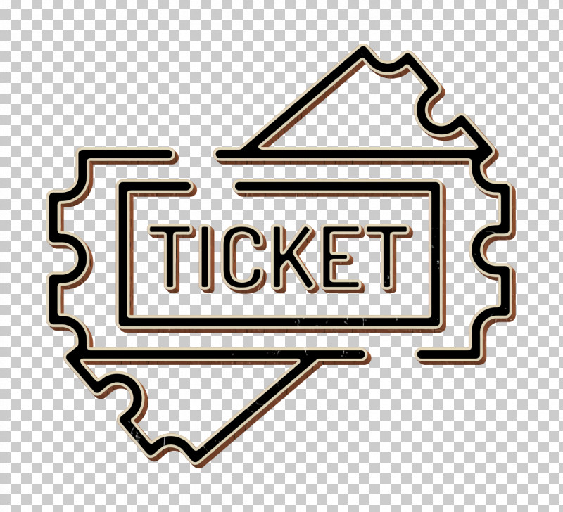 Ticket Icon Cinema Icon PNG, Clipart, Cinema Icon, Line, Logo, Text, Ticket Icon Free PNG Download