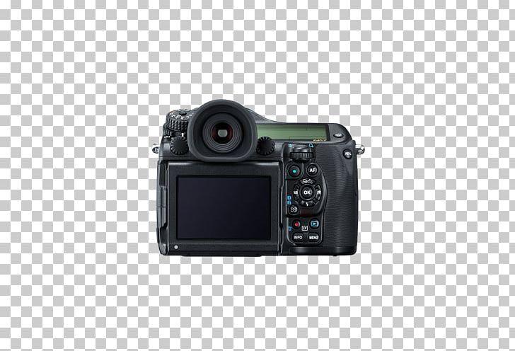 Pentax 645Z Medium Format DSLR Camera Body Digital SLR PNG