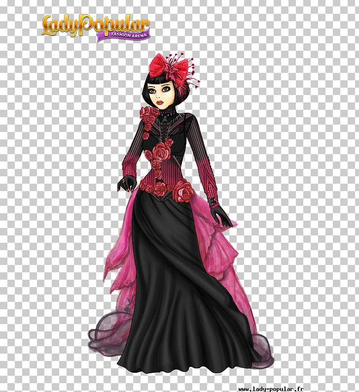 Lady Popular Video Game Fashion XS Software PNG, Clipart, Action Figure, Competition, Costume, Costume Design, Dress Free PNG Download