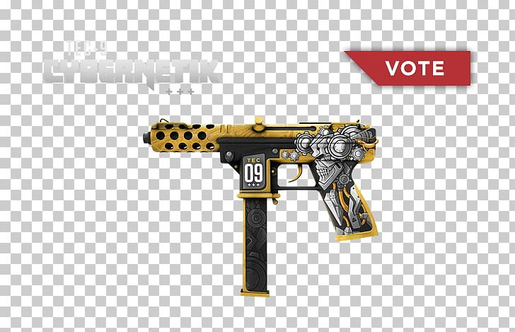 Counter-Strike: Global Offensive TEC-9 Airsoft Cybernetics