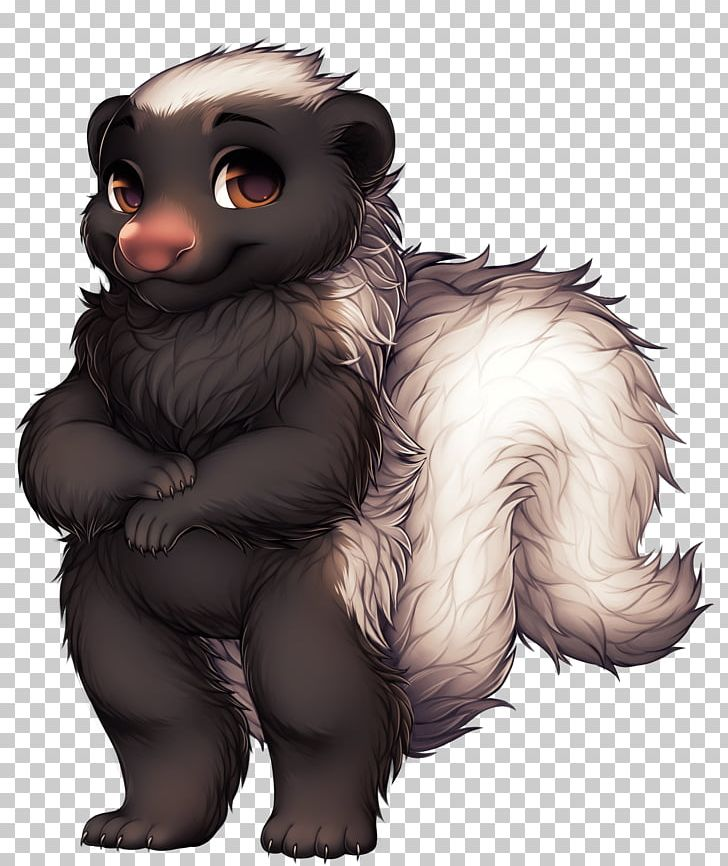 Hog-nosed Skunk Red Panda Furry Fandom Raccoon PNG, Clipart, 8 Th, Animal, Animals, Art, Bear Free PNG Download