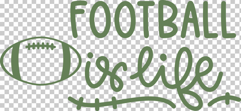 Football Is Life Football PNG, Clipart, Football, Line, Logo, Meter, Number Free PNG Download