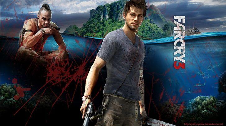 Far Cry 3 Far Cry 4 Desktop High Definition Television Video