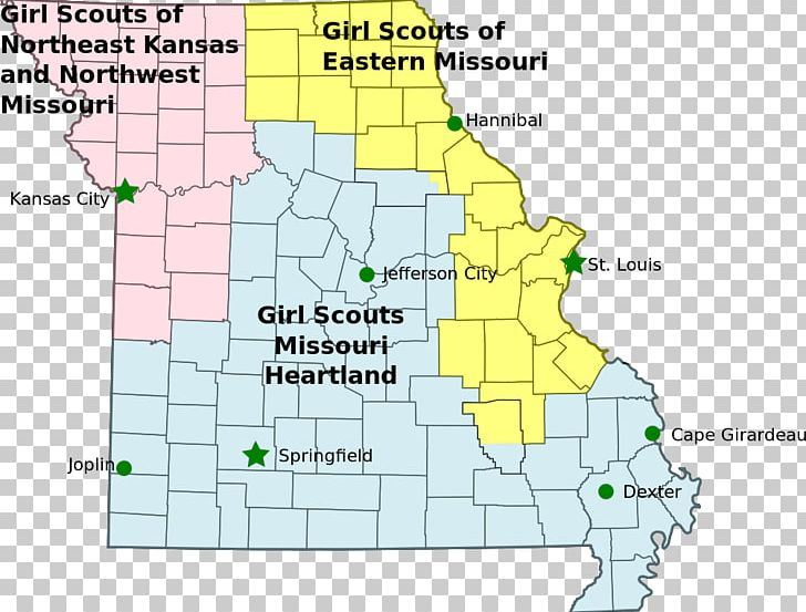 Scouting In Missouri Boy Scouts Of America Girl Scouts Of