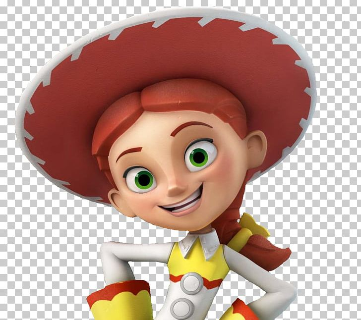 Jessie Toy Story Sheriff Woody Disney Infinity Marvel Super