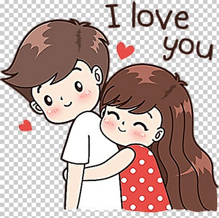 Drawing Couple Love Video Png Clipart 720p Boy Cartoon Chibi