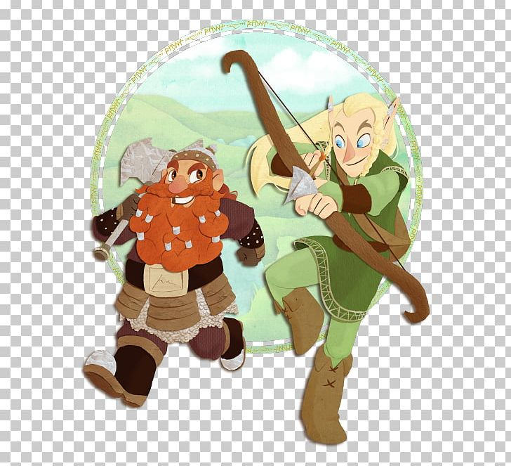 Gimli Legolas Gandalf The Lord Of The Rings: The Two ...