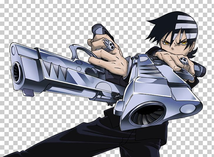 Death The Kid Soul Eater Evans Black Star Png Clipart Anime