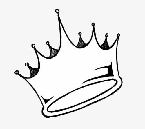 Hand Painted Cartoon Crown Png Clipart Black Black And White Cartoon Cartoon Clipart Cartoon Clipart Free Cartoon princess crown vector material. hand painted cartoon crown png clipart