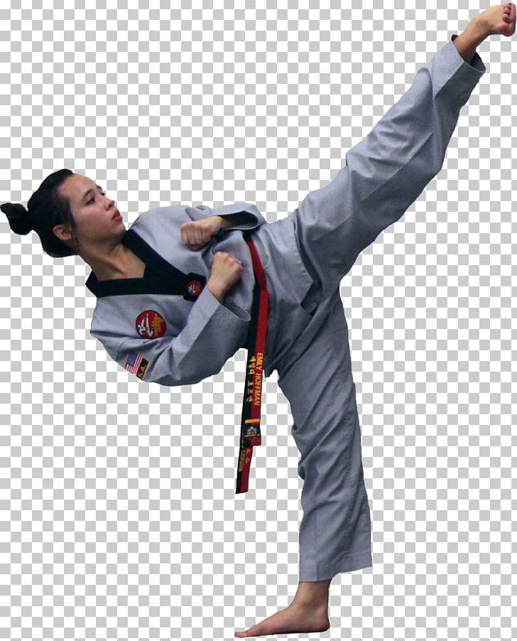Martial Arts Kick Taekwondo Karate Strike PNG, Clipart, Arm, Art Style, Combat, Combat Sport, Joint Free PNG Download