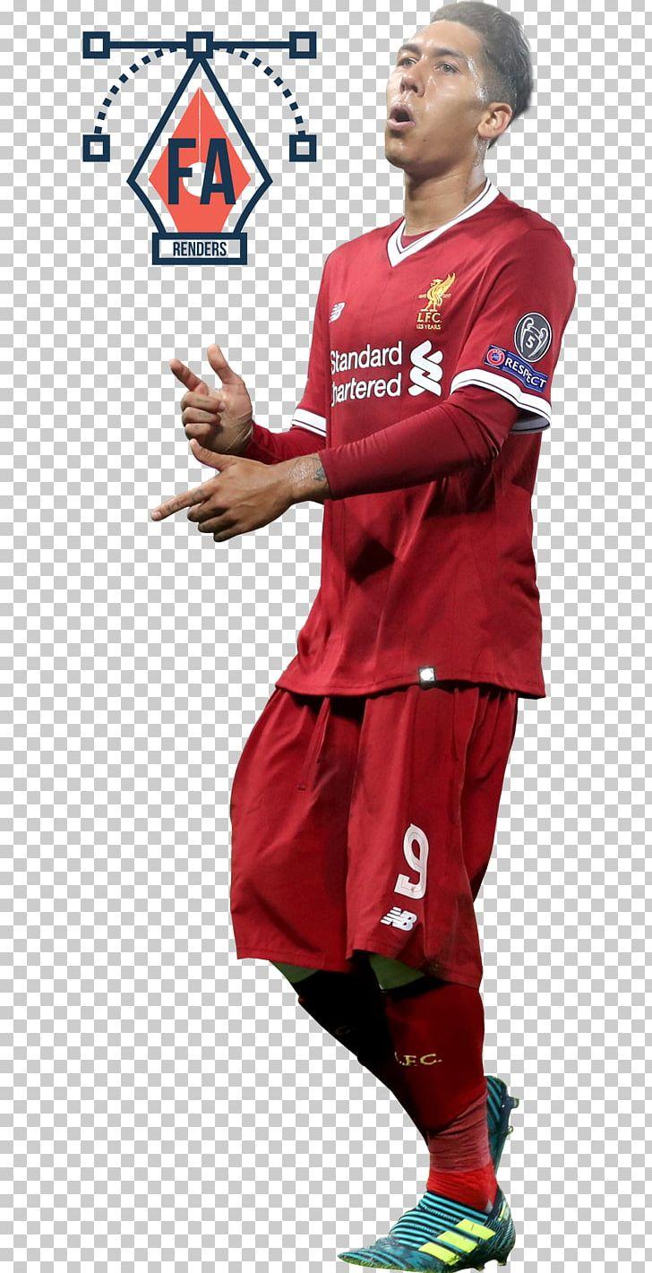 brand new adf80 3bf67 Roberto Firmino Liverpool F.C. 2017–18 UEFA Champions League ...