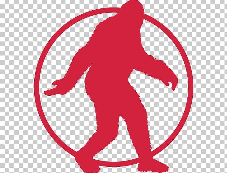 Bigfoot Yeti T Shirt Skunk Ape Art Png Clipart Area Art