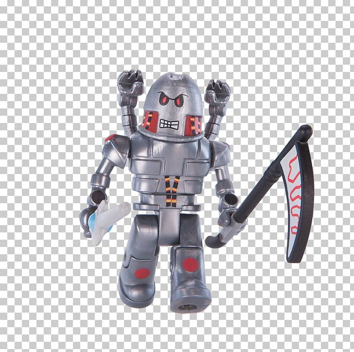 Roblox Mad Studio Game Figure Pack Circuit Breaker Action Toy