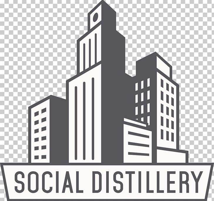 Social Distillery Social Media Marketing Logo PNG, Clipart, Angle, Brand, Building, Business, Content Marketing Free PNG Download