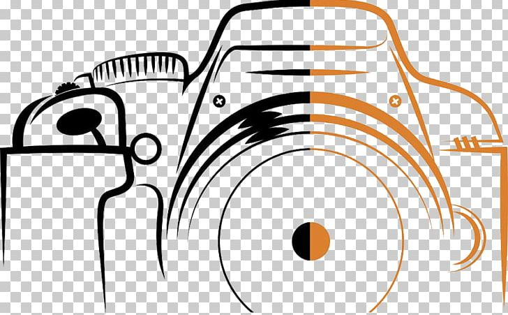 Photography Logo Camera Png Clipart Angle Area Black And White Brand Brush Stroke Free Png Download