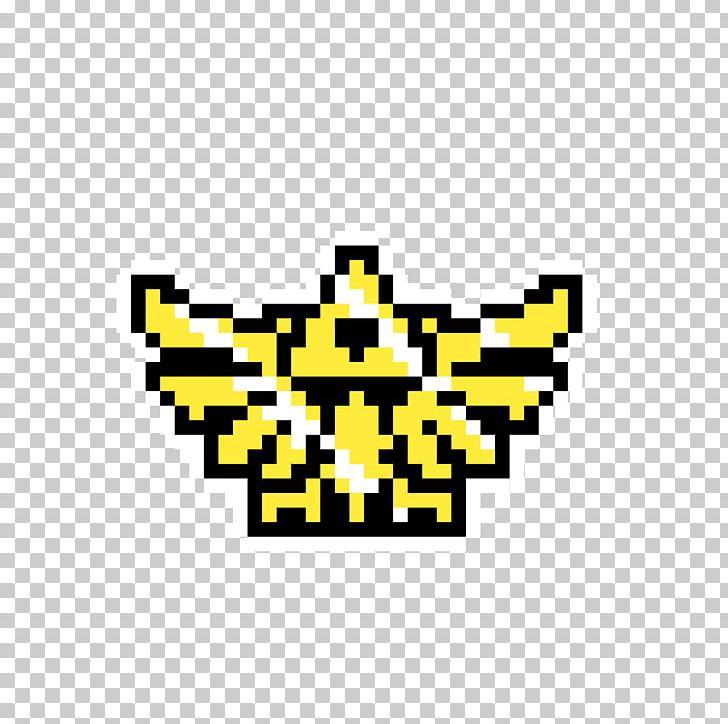Link Triforce Pixel Art The Legend Of Zelda Png Clipart