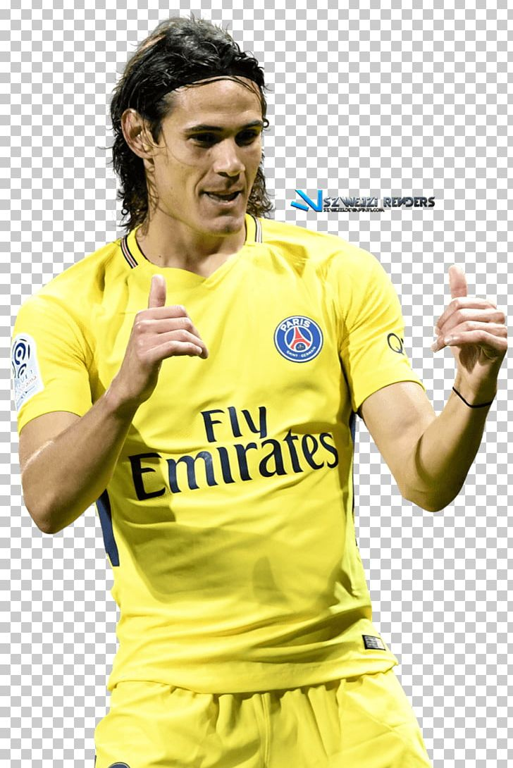 the latest 31d5b 8efed Edinson Cavani Paris Saint-Germain F.C. Uruguay National ...