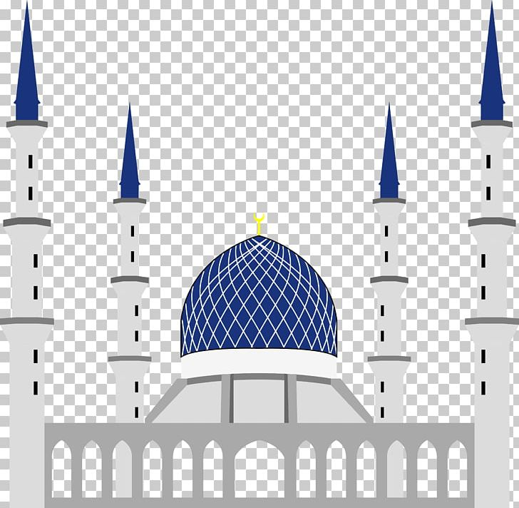 Sultan Ahmed Mosque Hassan II Mosque Sultan Salahuddin Abdul Aziz Mosque Faisal Mosque PNG, Clipart, Blue, Building, Clip Art, Computer Icons, Dome Free PNG Download