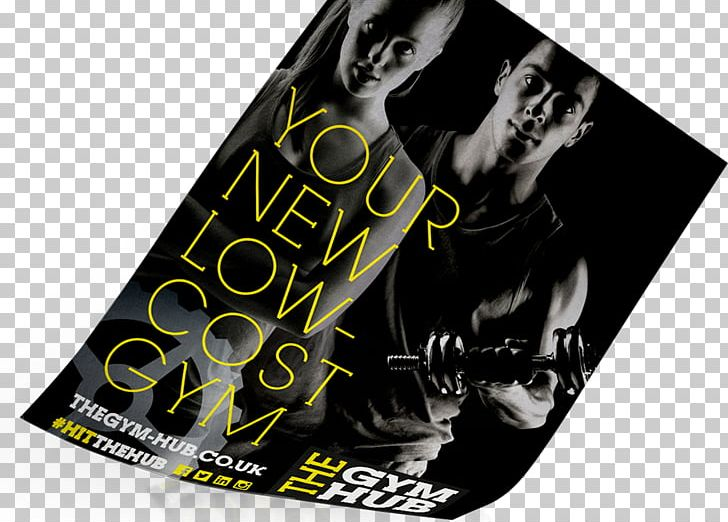 Poster Fitness Centre Mockup PNG, Clipart, Brand, Color, Com