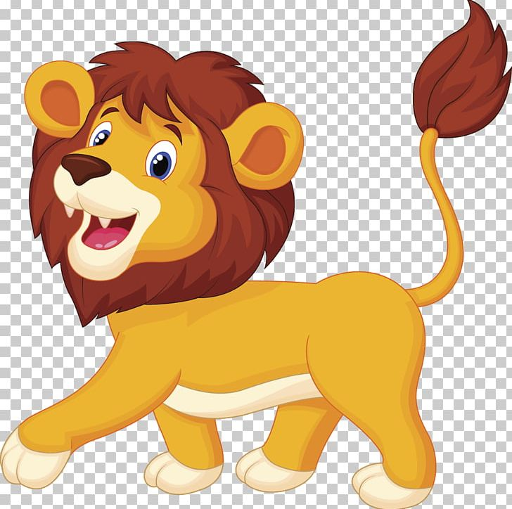 Lion animated. Cartoon animation png clipart