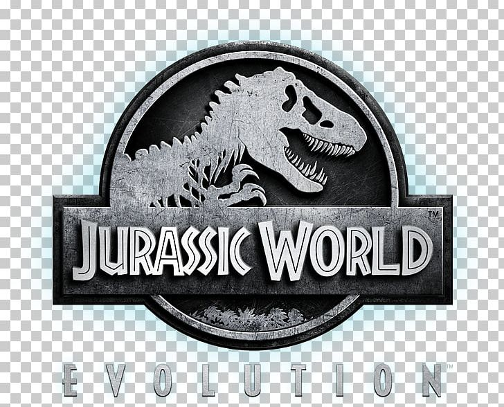 Jurassic World Evolution Jurassic Park: The Game Universal S Lego Jurassic World Jurassic Park: Operation Genesis PNG, Clipart, Brand, Dinosaur, Emblem, Evolution, Jurassic Free PNG Download