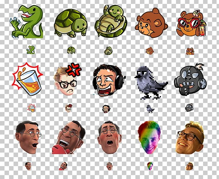 Twitch Global Emotes Discord — Available Space Miami