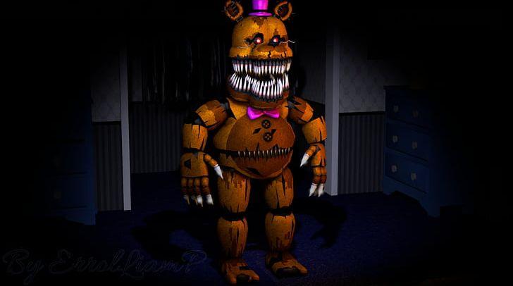 Five Nights At Freddy's 4 Five Nights At Freddy's 3 Five