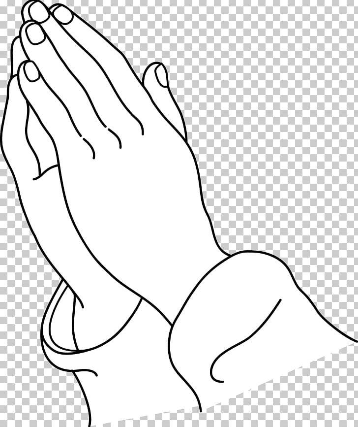Praying Hands Prayer PNG, Clipart, Arm, Art, Artwork, Black, Black And White Free PNG Download