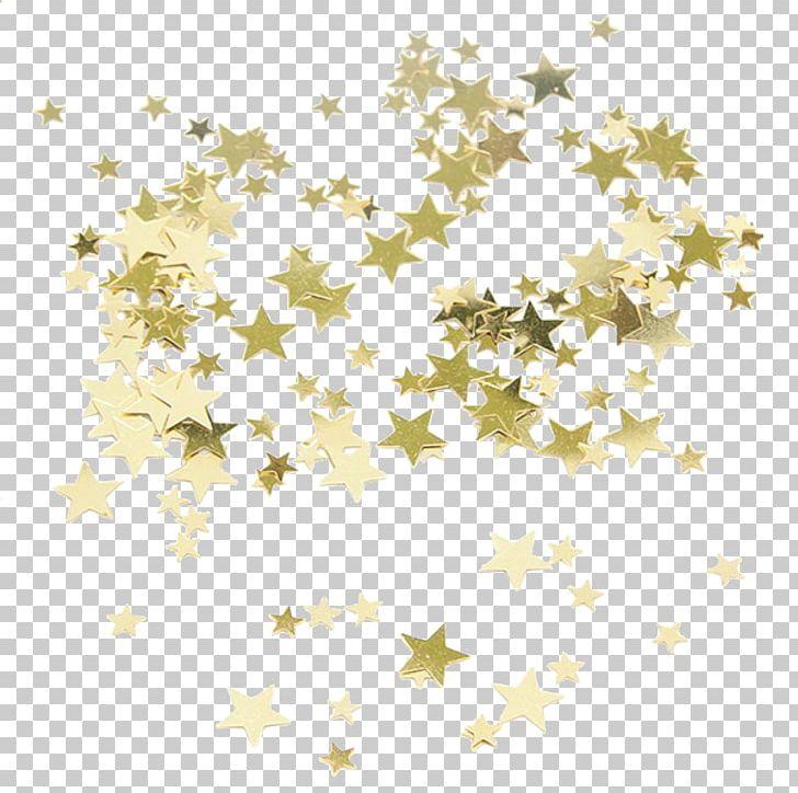 Star Gold Confetti PNG, Clipart, Branch, Bride, Clip Art, Color, Confetti Free PNG Download