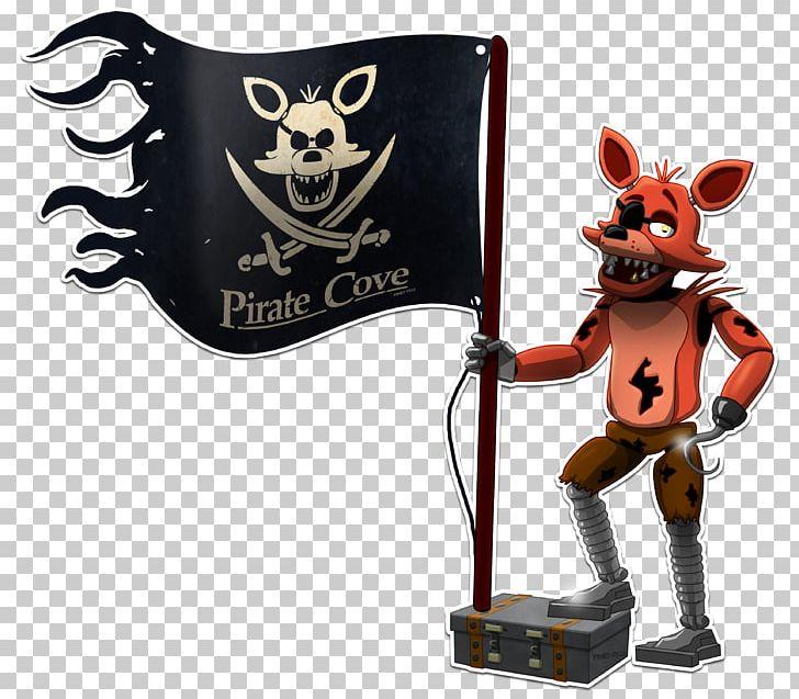 Five Nights At Freddy's 3 Piracy Jolly Roger Animatronics