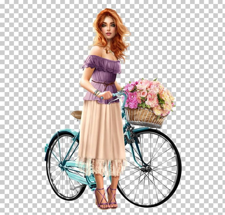 Bicycle Woman Girly Girl Png Clipart Bicycle Child Cycling