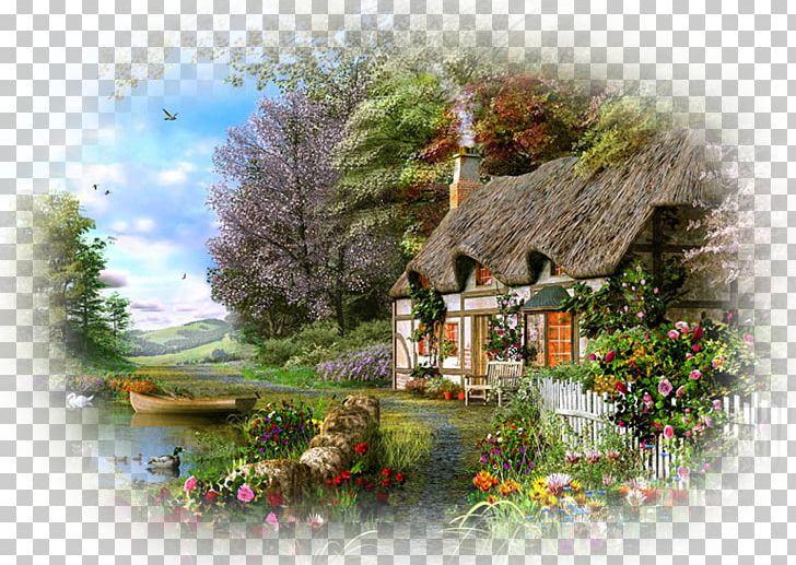Jigsaw Puzzles Ravensburger Country Cottage Puzzle Trefl 1000 Pc