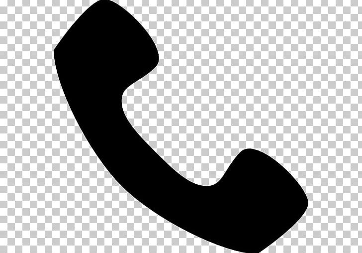 Mobile Phones Telephone Call Logo PNG, Clipart, Black, Black And White, Circle, Computer Icons, Crescent Free PNG Download