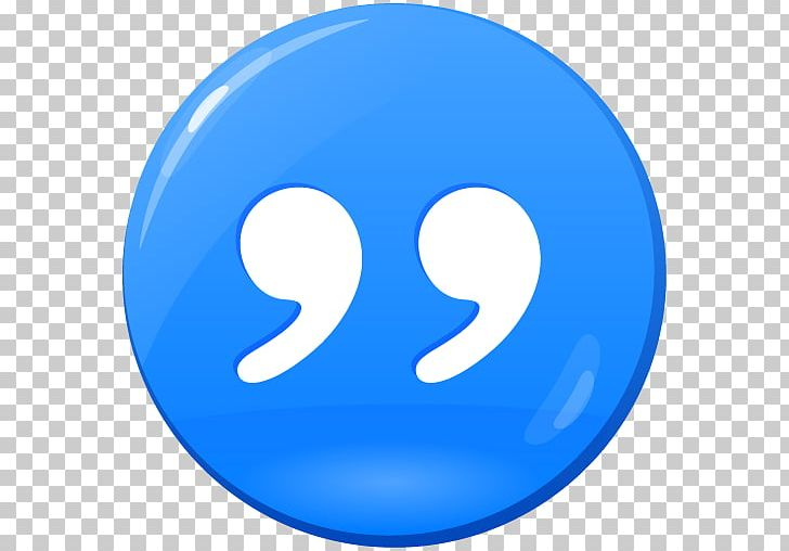Quotation Mark Computer Icons PNG, Clipart, Bbcode, Blue, Circle, Computer Icons, Drawing Free PNG Download