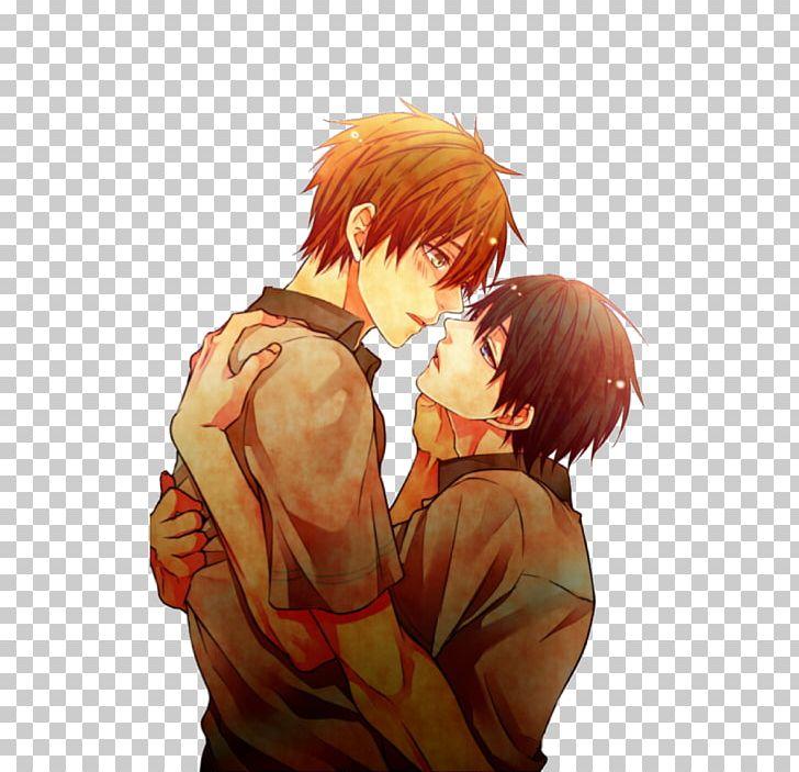 Yaoi Manga Anime Kiss PNG, Clipart, Free PNG Download