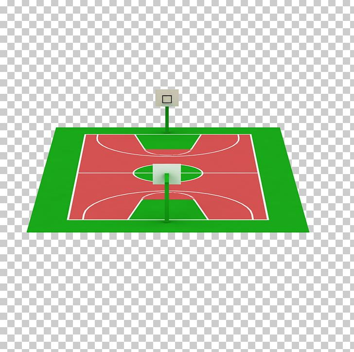 Basketball Court Green Plastic PNG, Clipart, Area, Background Green, Basketball, Biodegradable Plastic, Cement Free PNG Download