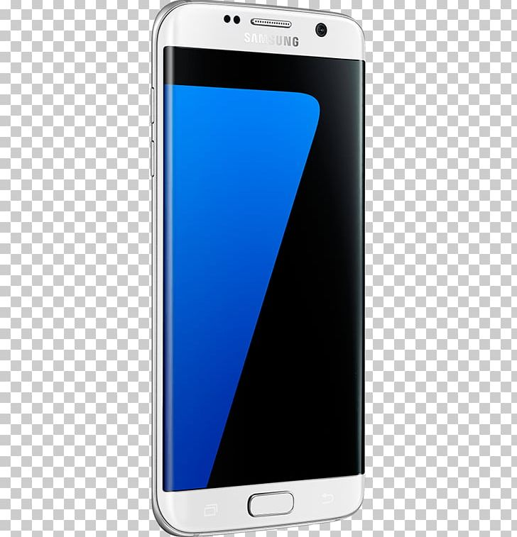 Samsung GALAXY S7 Edge Smartphone 4G PNG, Clipart, 32 Gb, Android, Electric Blue, Electronic Device, Gadget Free PNG Download