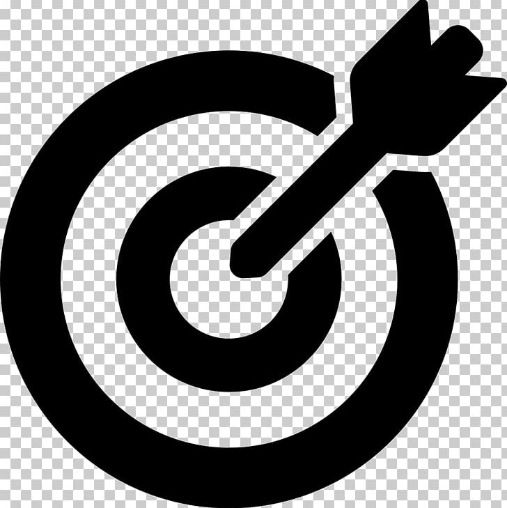 Graphics Portable Network Graphics Computer Icons Target Corporation Encapsulated PostScript PNG, Clipart, Area, Artwork, Black And White, Bullseye, Circle Free PNG Download