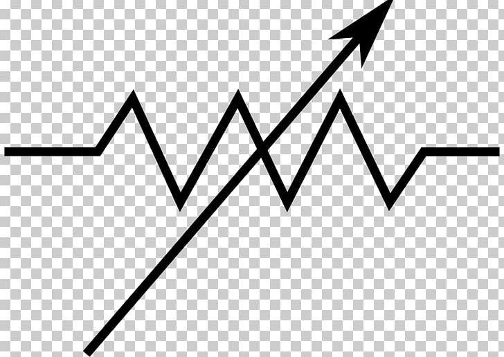potentiometer electronic symbol resistor wiring diagram