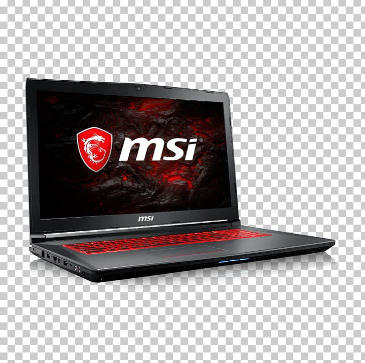 Laptop MSI Gaming Computer Gamer PNG, Clipart, Asus, Computer