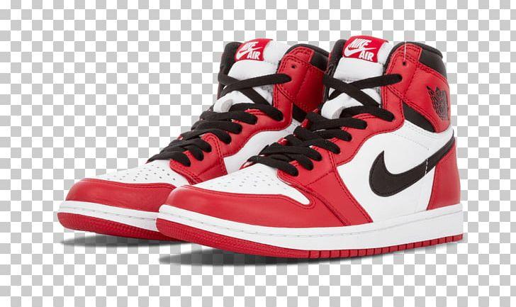 buy online fff95 6f56a Air Jordan 1 Retro High OG 'Chicago' 2015 Mens Sneakers PNG ...