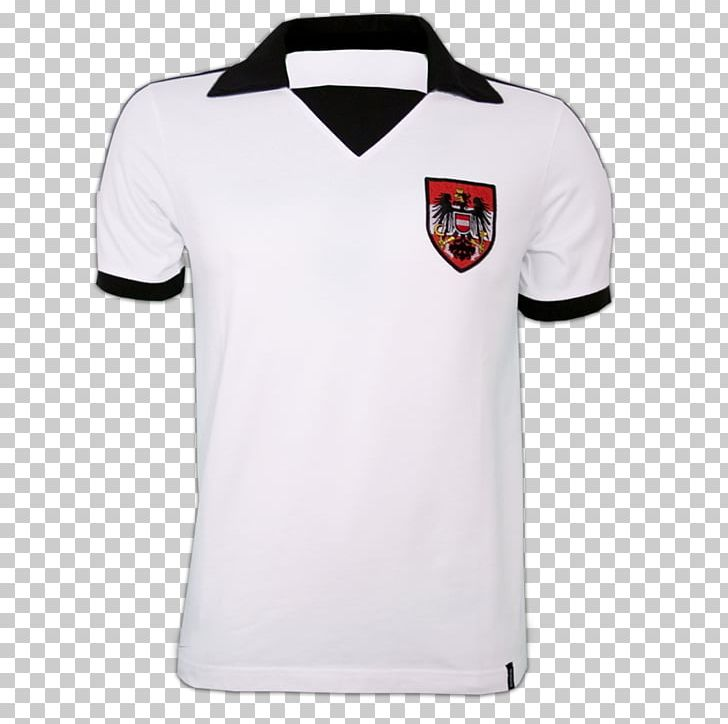buy popular 8df09 43ceb T-shirt Austria National Football Team Clothing PNG, Clipart ...