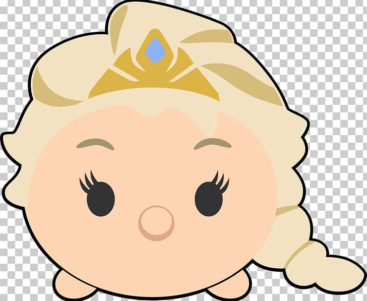 Disney Tsum Tsum Elsa Anna Olaf PNG