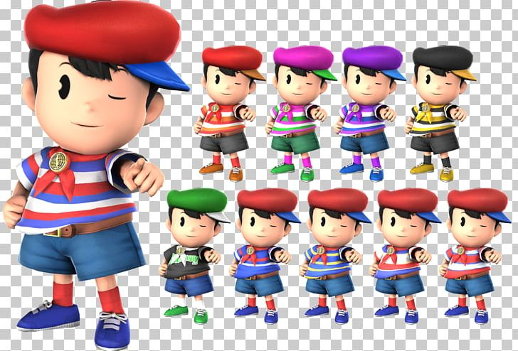 Mother 1+2 EarthBound Mother 3 Nintendo PNG, Clipart, Child, Doll